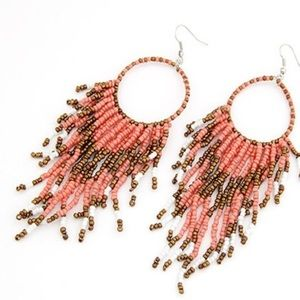 Jewelry - 🆕🎁 Southwestern Seed Bead Earrings